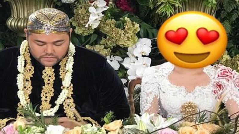 Pernikahan Ivan Gunawan Resmi?