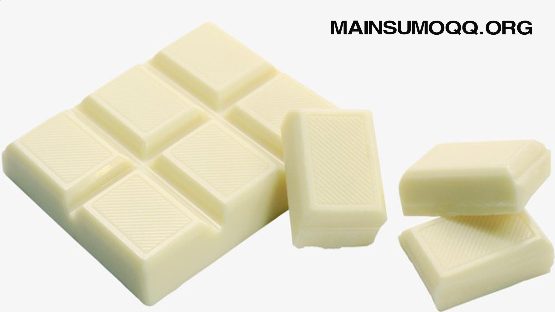 Manfaat Cokelat Putih: Cegah Hipertensi