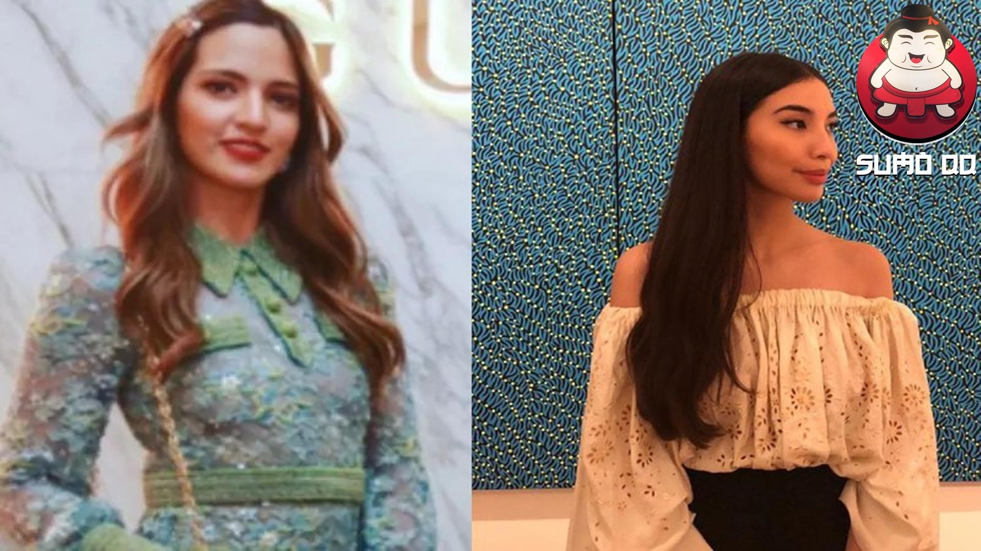Adu Gaya Nia Ramadhani dengan Manohara, Pakai Outfit Kembaran