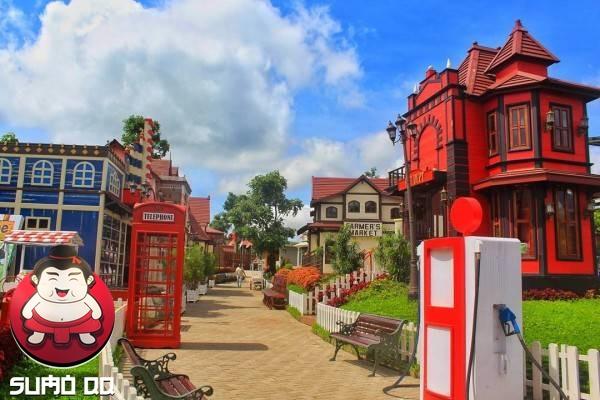 Wisata di Indonesia Ini Mirip Eropa