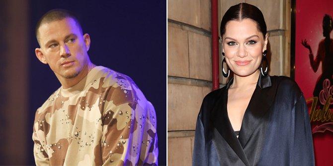 Channing Tatum dan Jessie J Akhirnya Putus
