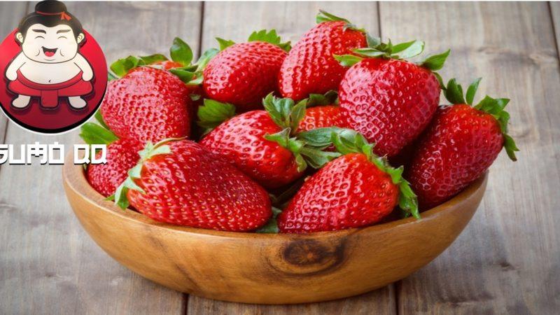 Berbagai Manfaat Buah Strawbery Untuk Kesehatan