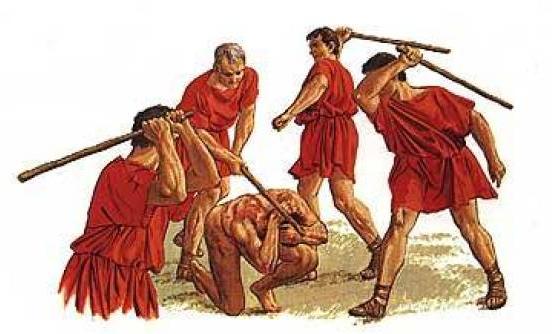 Hukuman-Era-Romawi-Hukuman