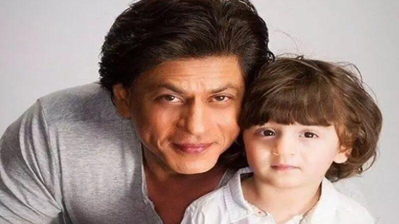 Lucu Dan Ganteng, Putra Bungsu Shah Rukh Khan
