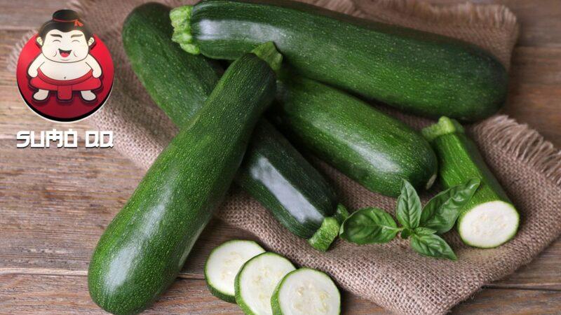 Manfaat Kesehatan Makan Zucchini