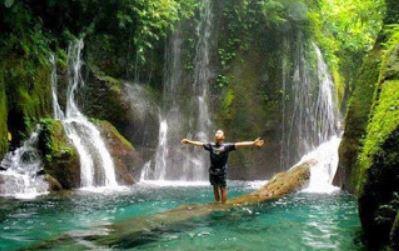 Menikmati Indahnya Air Terjun Tero – Tero