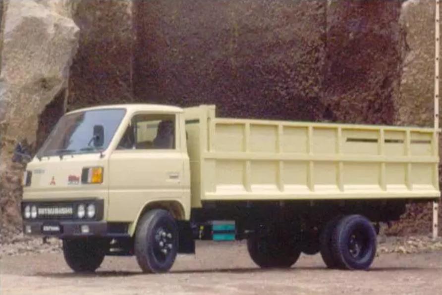 Sejarah Mitsubishi Canter