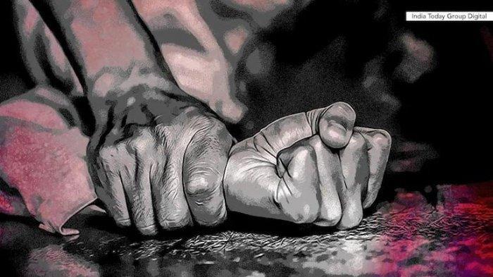 Perkosa Anak Laki-laki 14 Tahun