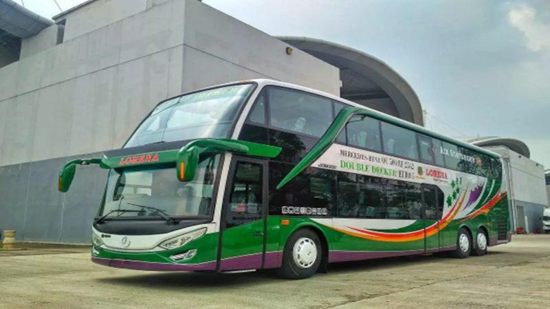 Mengulik Lebih Dekat Kisah Bus Hijau Andalan Para Perantau