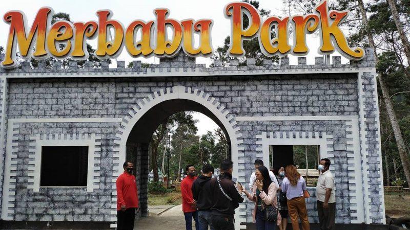 5 Spot Potret Kece Di Merbabu Park