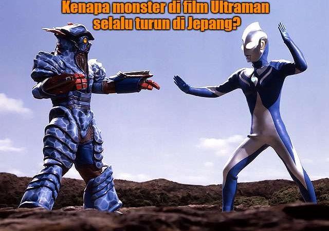Ciri Khas & Unik Film Ultraman Yang Paling Menonjol