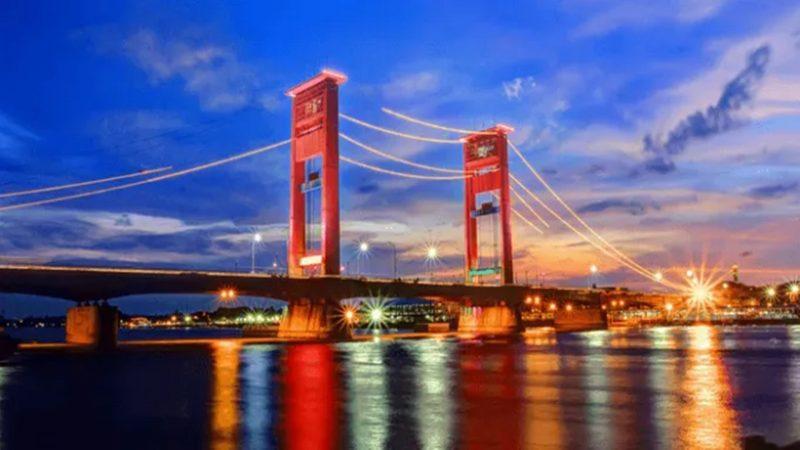 Selain Jembatan Ampera, Ini Tempat Wisata di Sumatra Selatan