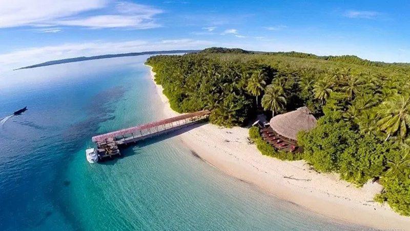 Pulau Indonesia Ini Gak Kalah Indah dengan Maldives