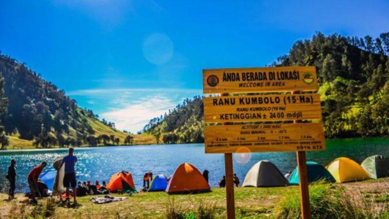 Wisata Pendakian Ranu Kumbolo Yang Mudah Dikunjungi
