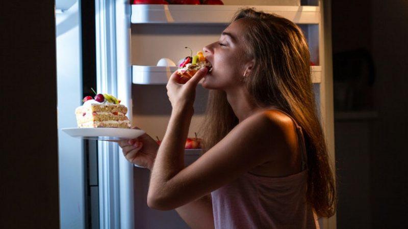 Makan Tengah Malam Tidak Boleh Disepelekan
