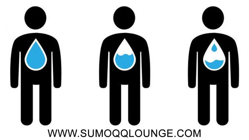 5 Hal Tidak Dapat Diduga Menyebabkan Dehidrasi